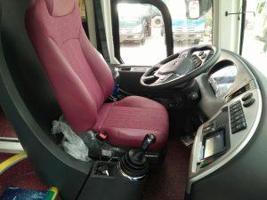 ghế lái