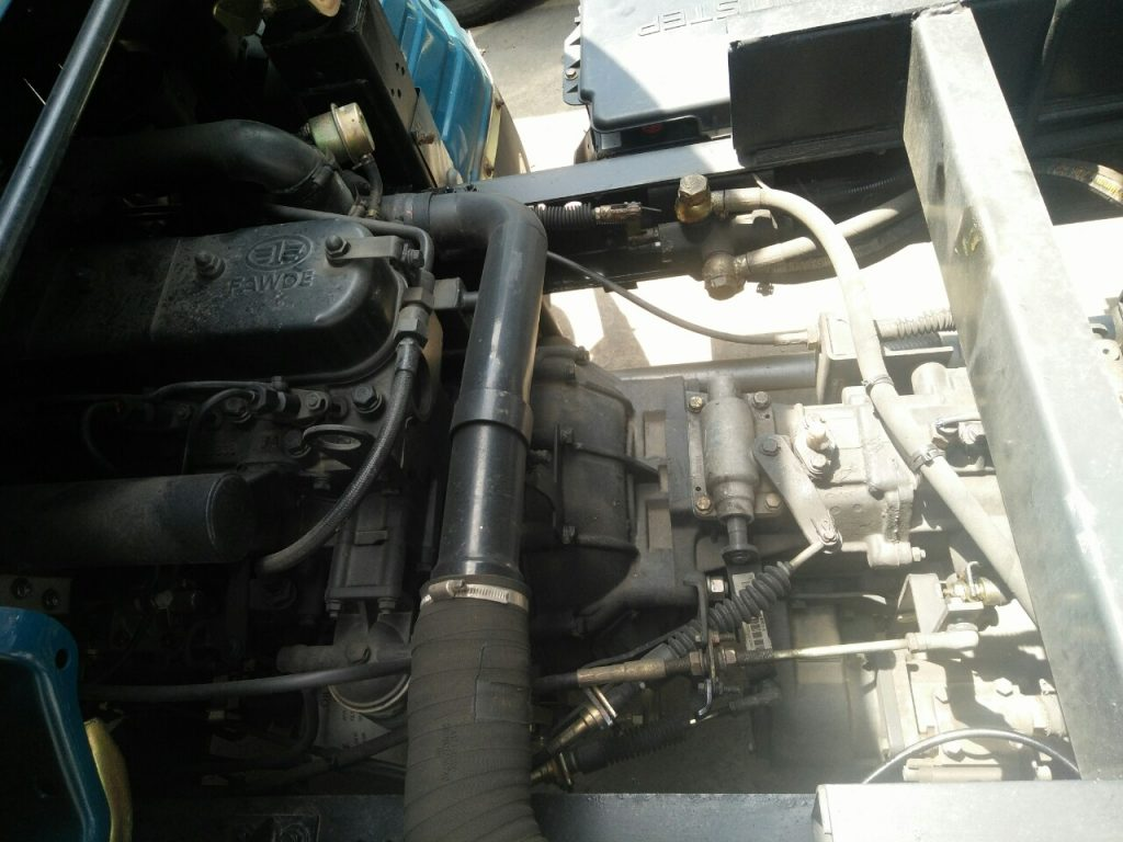 Đông cơ xe ben 3,5 tấn