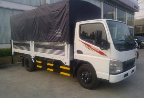 Fuso canter 6.5 tải trọng 3,5 tấn
