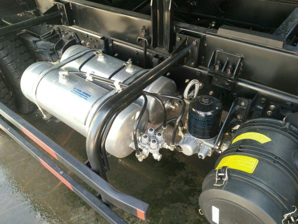 bình khí nén xe ben 5 tấn