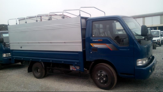 Xe tải Kia K165S tải trọng 2,4 tấn