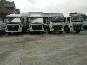 Xe tải auman c160