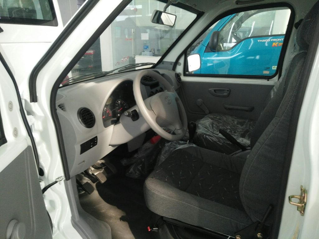 Nội thất xe Towner990