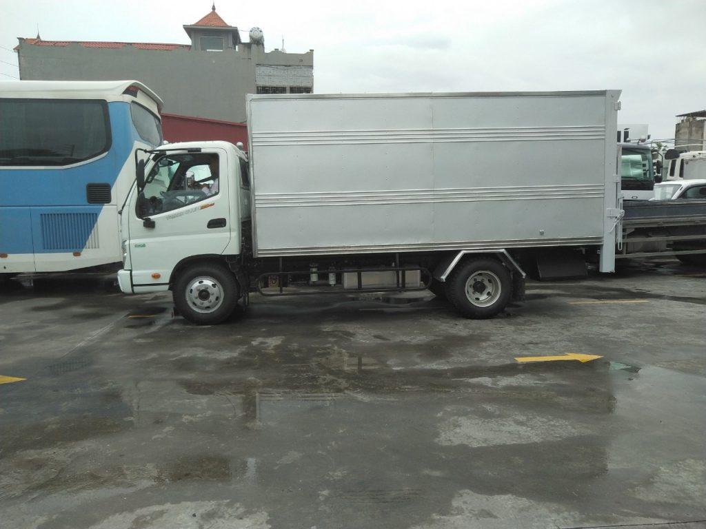 Xe tải thaco 3,5 tấn tại hải phòng