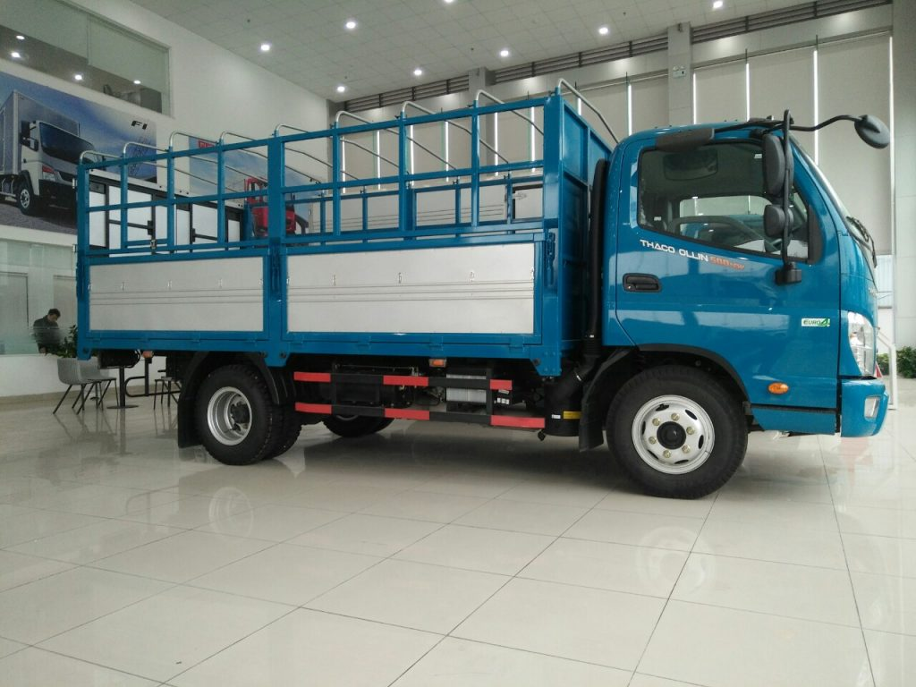 Xe tải thaco ollin 5 tấn