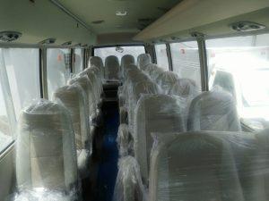ghế hành khách