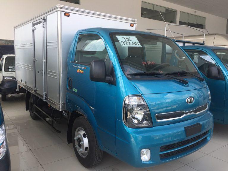xe tải k250 tải trọng 1,4 tấn