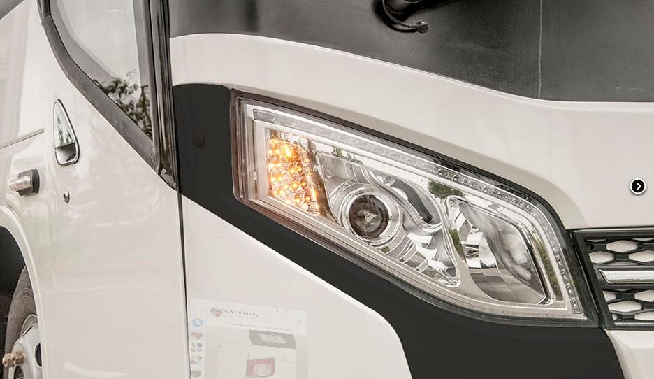 Đèn chiếu sáng xe khách 29 chỗ