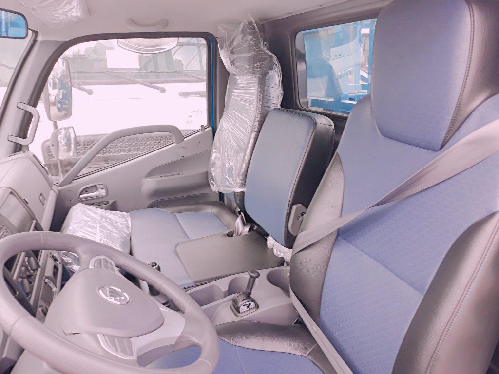 Nội thất xe ollin 720- 7,5 tấn