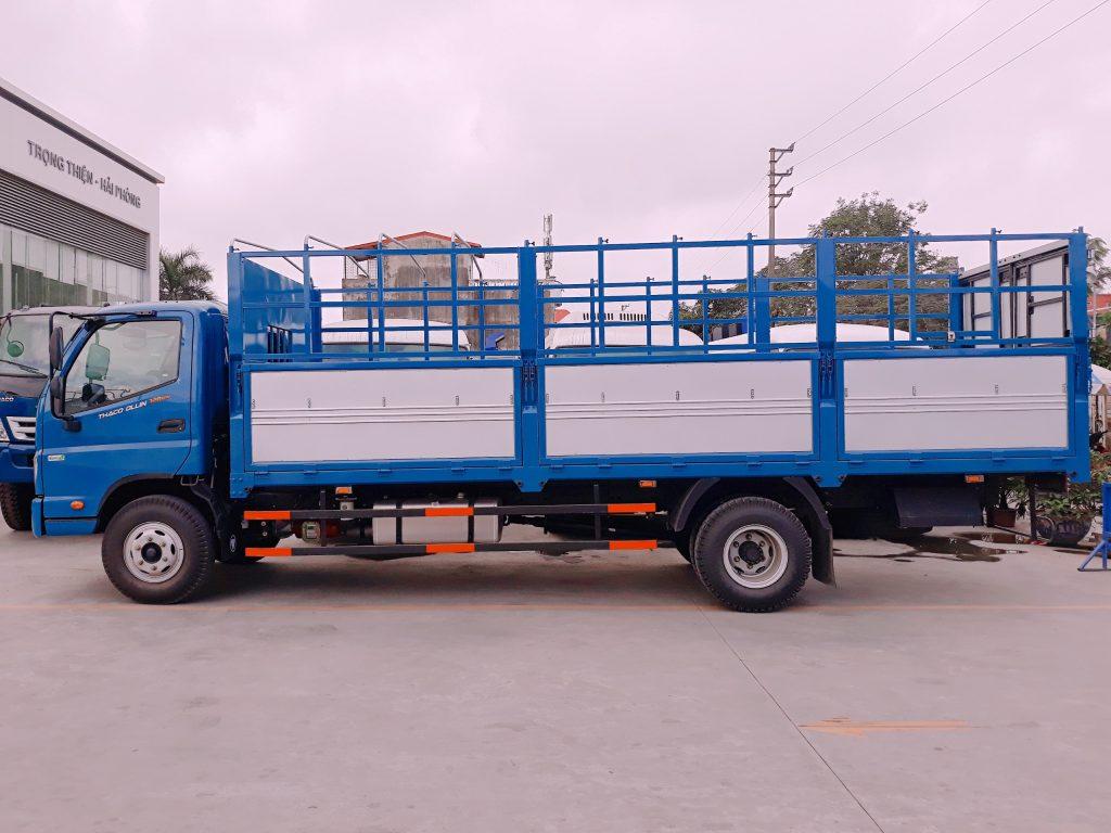 Xe tải thaco ollin720- 7,5 tấn tại hải phòng