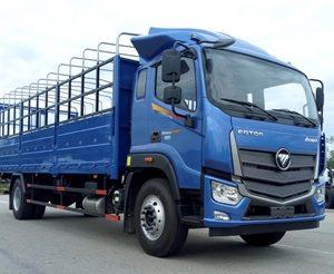 Xe tải auman c160 9 tấn