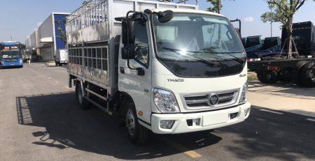 xe tải chở gia súc chở lợn