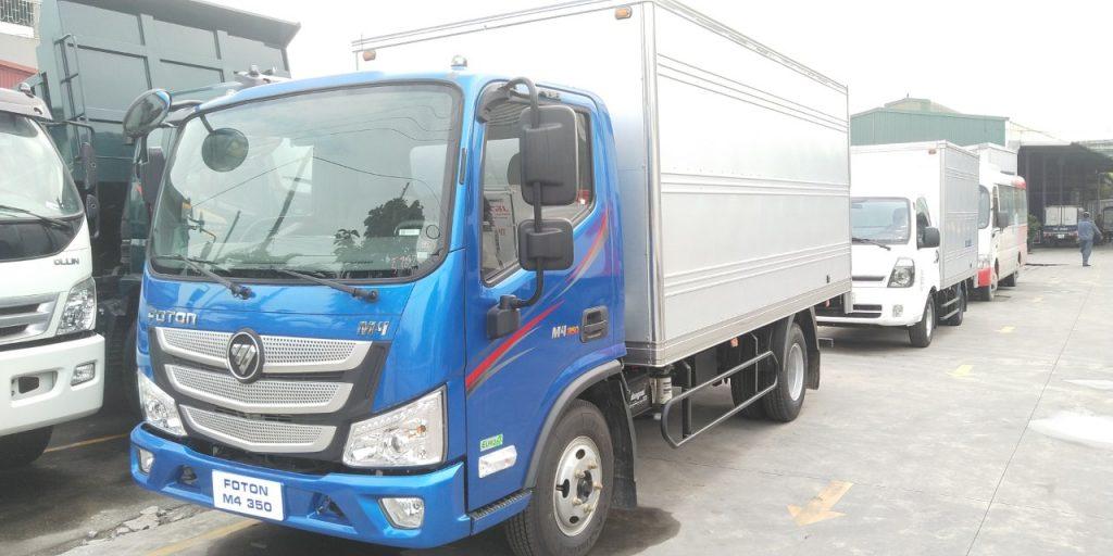 Xe tải thaco 3,5 tấn hải phòng