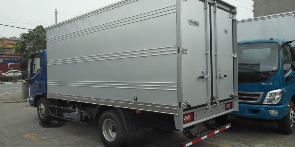 Xe tải thaco 3.5 tấn hải phòng