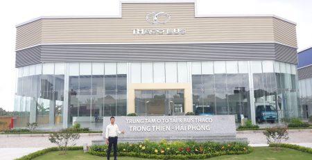 Thaco Trọng Thiện Hải Phòng