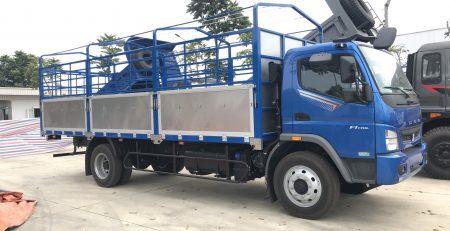 Xe tải fuso 7 tấn tại hải phòng