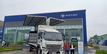 Giá xe tải thaco mới nhất
